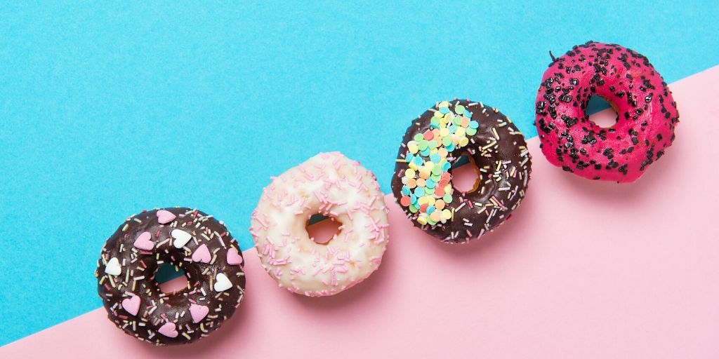 """In the valley, we love our whole foods and eating clean, but sometimes we just need to splurge on a different kind of """"hole food"""". Feast your eyes (and your stomach) on doughy goodness at the first Downtown Donut Fest."""